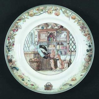 Villeroy & Boch Foxwood Tales Dinner Plate, Fine China Dinnerware   Boutique Sha