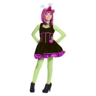 Girls Alie Lectric Costume