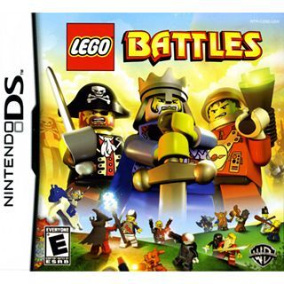Nintendo DS LEGO Battles, Boys