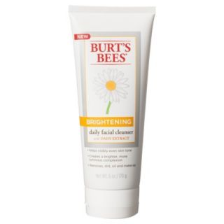 Burts Bees Daily Facial Cleanser   Brightening   6 oz