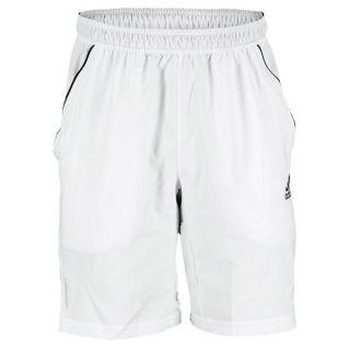 Adidas Men`s Adipower Barricade Tennis Short White Xxlarge