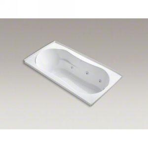 Kohler K 1157 R 0 PROFLEX 7236 Whirlpool Wtih 3 Sided Tile Flange and Right Hand