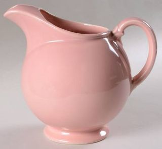 Taylor, Smith & T (TS&T) Luray Pastels Pink 78 Oz Jug, Fine China Dinnerware   S