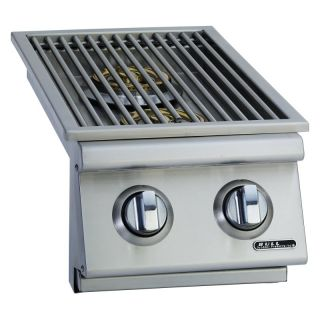 Bull Double Side Burner   Front and Back Multicolor   30009