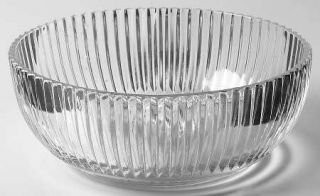 Anchor Hocking Queen Mary Clear Round Bowl   Clear, Depression Glass