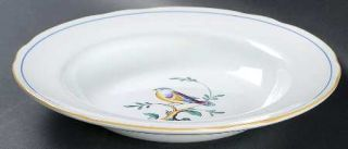 Spode QueenS Bird (Y4973,Imperialware,Newer) Large Rim Soup Bowl, Fine China Di