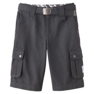 Shaun White Boys Cargo Shorts   Ebony 4