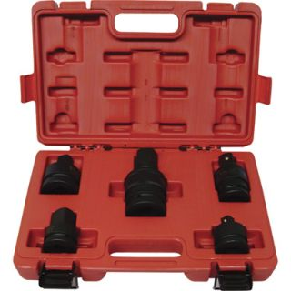 T & E Tools Impact Adapter and Universal Joints   5 Pc. Set, Model# TE79700
