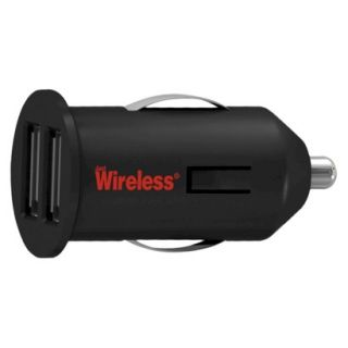 Just Wireless Mobile Phone Battery Charger   Black (03464)