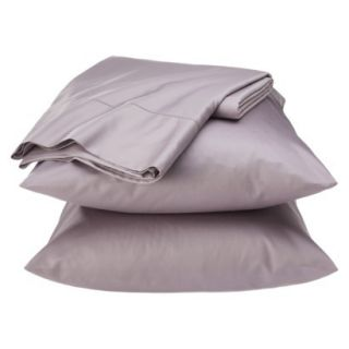 Fieldcrest Luxury 600 Thread Count Sheet Set   French Lilac (California King)