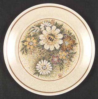Lenox China Magic Garden Dinner Plate, Fine China Dinnerware   Temperware,Brown