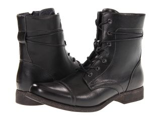 Steve Madden M Ashby Mens Lace up Boots (Black)