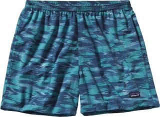 Mens Patagonia Baggies™ Shorts 5   Kasih Ikat/Glass Blue Shorts