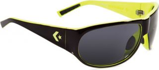 Mens Converse Bounce Pass   Black Sunglasses
