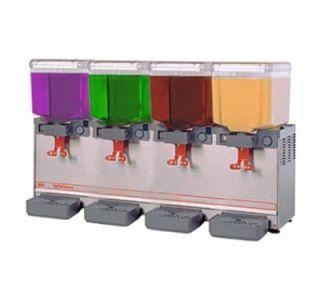 Grindmaster   Cecilware Arctic Deluxe Cold Economy Dispenser, Four 5.4 gal Capacity, Unibody