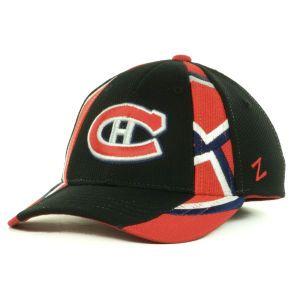Montreal Canadiens Zephyr NHL Standout Flex Cap db4f57601ecd