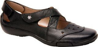 Womens Ros Hommerson Carrie   Black Leather Casual Shoes