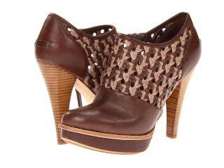 UGG Fatima High Heels (Brown)