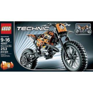 LEGO Technic Moto Cross bike 42007
