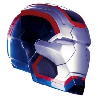 Iron Man 3 Patriot Helmet