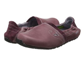 Ahnu Half Moon Womens Shoes (Burgundy)