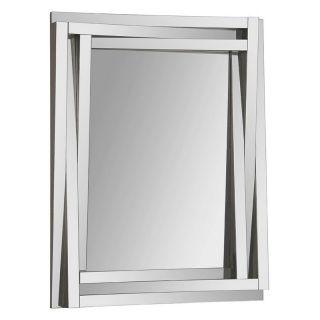 Ren Wil Delaney Wall Mirror   30W x 40H in. Multicolor   MT1247