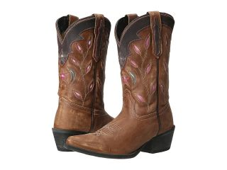 Dan Post Kids Western Fashion Cowboy Boots (Tan)