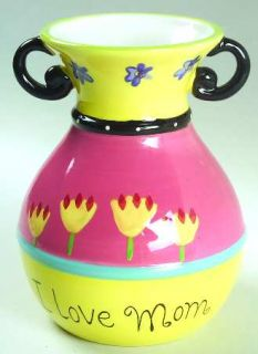 Mothers Day Vase, Fine China Dinnerware   Holiday Collection,Various Scenes