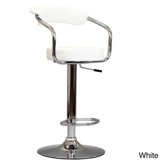 50s Diner Chrome Finish Bar Stool