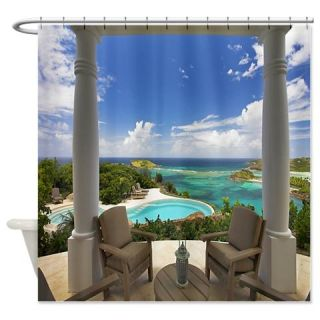 Beach Chairs Shower Curtain Use Code FREECART At Checkout