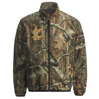 Browning AddHeat Camo Soft Shell Jacket (For Men)   MOSSY OAK BREAK UP INFINITY (XL )