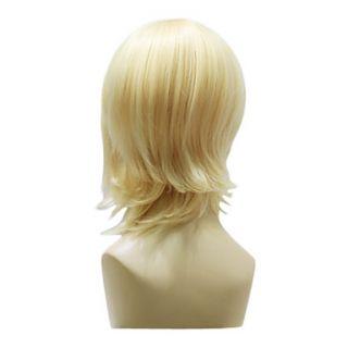 Sexy Ladies Most Popular Light Golden Blonde Short Straight Wigs