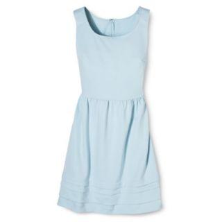 Merona Womens Ponte Dress   Watercolor Blue   XXL