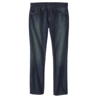 Denizen Mens Straight Fit Jeans 36X30