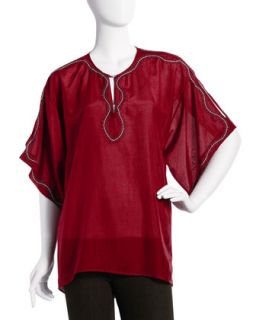 Rosita Embroidered Tunic