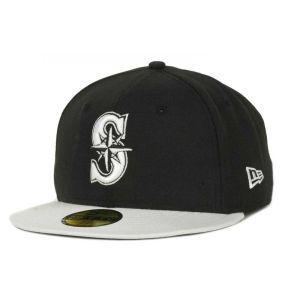 Seattle Mariners New Era MLB Dub Vice 59FIFTY Cap
